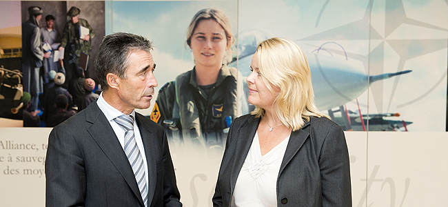 NATO Secretary General Anders Fogh Rasmussen appoints Mari Skare as Special Representative on Women, Peace and Security