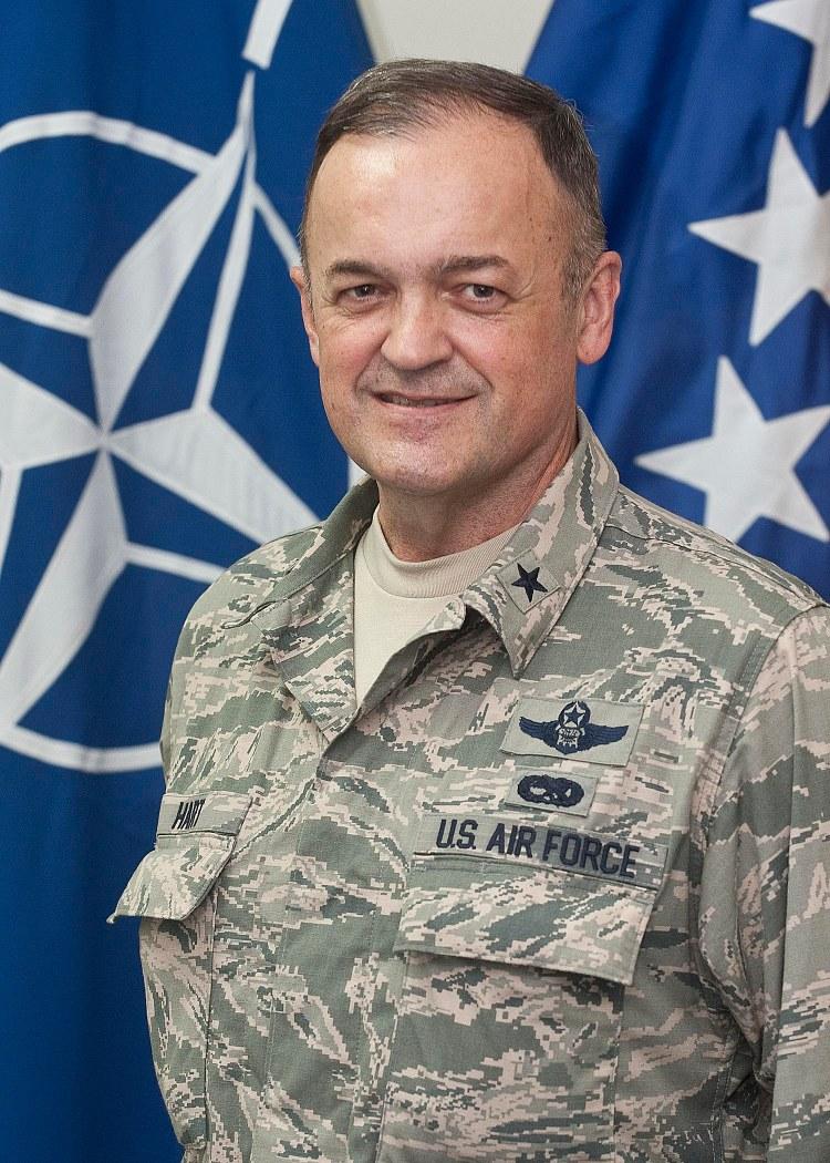 BG Merle D Hart