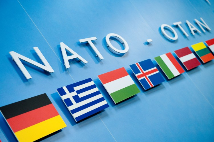 Meetings of the Defence Ministers at NATO Headquarters in Brussels- North Atlantic Council Meeting
