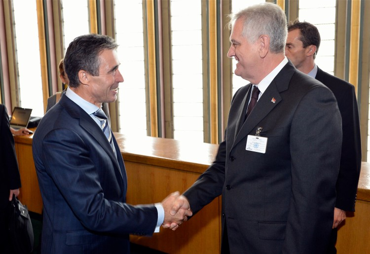 NATO Secretary General visits New York