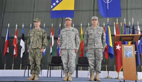 Christopher J. Petty novi komandant NATO-štabaSarajevo